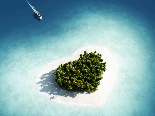 The Top Five Escape Islands