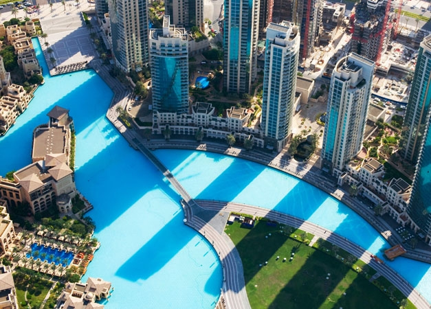 Holiday like a millionaire in Dubai