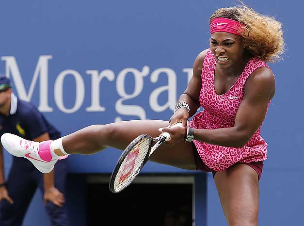 Serena Williams: Serving Aces With Life's Lemons