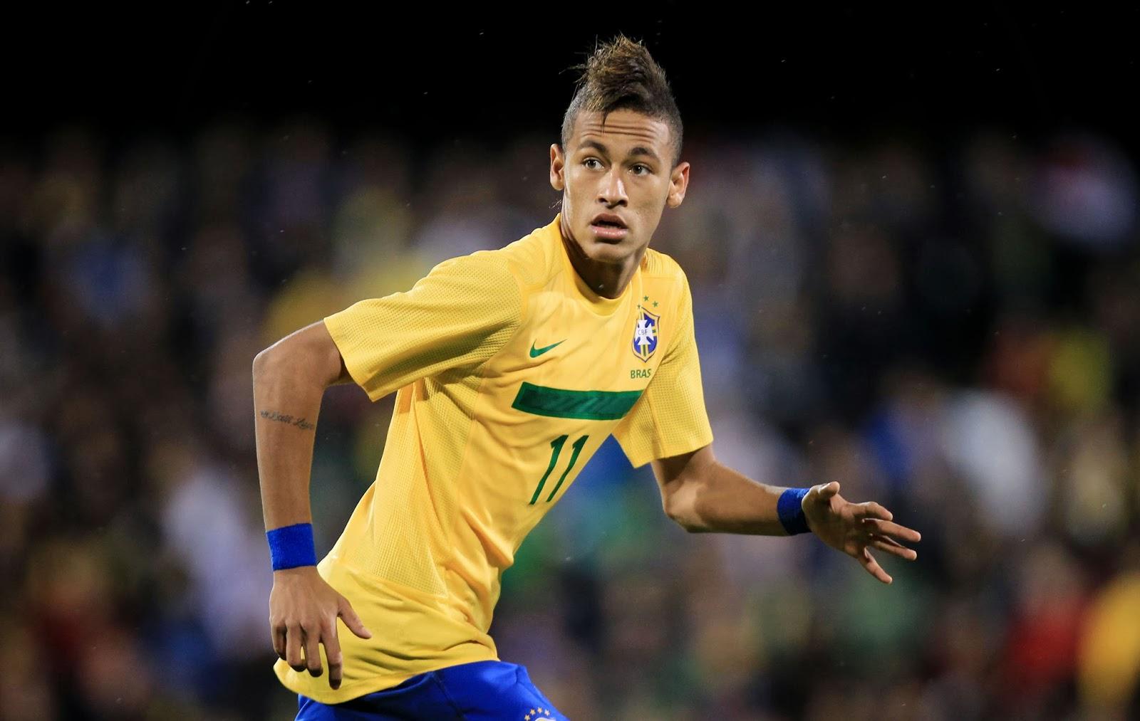 Neymar – Brazil's Golden Boy