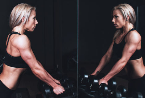 Does Lifting Weights Make Women Look Less Feminine?